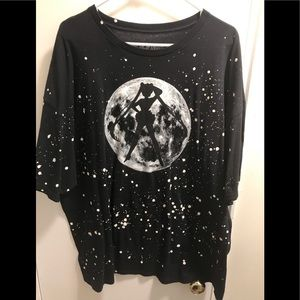 Brand new sailor moon t-shirt hot topic 2xl / XXL